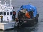 Barcos fantasmas da Coreia do Norte aparecem no litoral do Japão