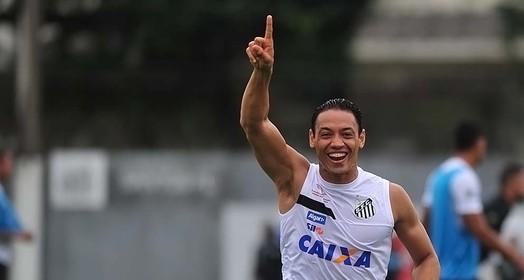 eu fico (Ivan Storti / Divulgação Santos FC)