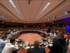 União Europeia e Turquia se reúnem para discutir crise de refugiados