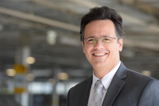 Danton Mello (Foto: Zé Paulo Cardeal/Globo)