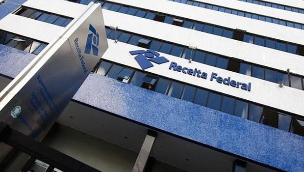 Sede da Receita Federal em Brasília (Foto: Reprodução/Facebook)