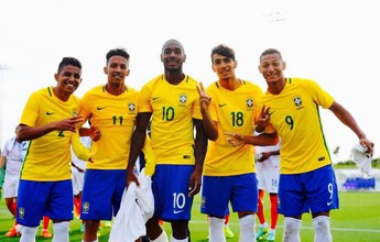 Seleção sub-20: Douglas e Richarlison não vão desfalcar o Flu no Brasileiro