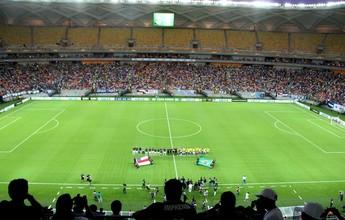 Enfrentando o Nacional, Remo ainda não perdeu na Arena da Amazônia