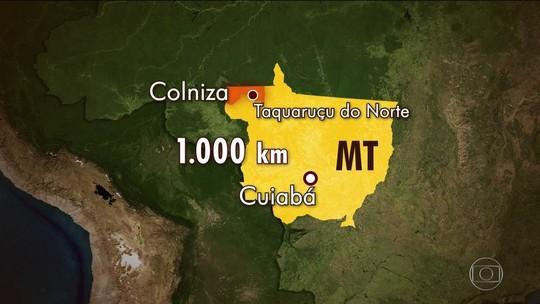 7 pessoas são assassinadas em assentamento em Mato Grosso