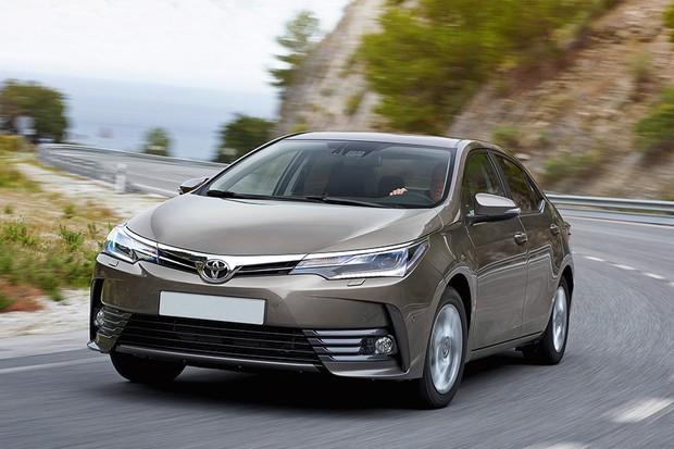 Toyota Corolla 1.8   R$ 88.000* Positivo: O casamento entre motor e câmbio está ainda melhor para combinar com o estilo refinado Negativo: O interior poderia ter acabamento melhor, enquanto itens de segurança são incógnita (Foto: Divulgação)