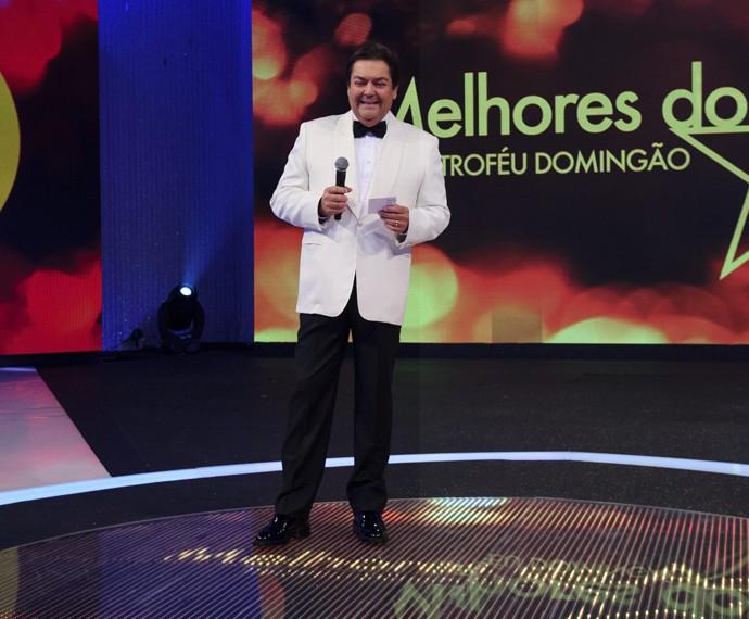 O Melhores do Ano 2013 foi um grande evento (Foto: Cedoc / TV Globo)