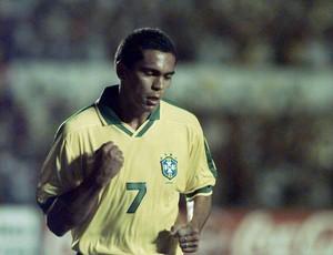 Giovanni Oliveira - lembra dele - seleção brasileira (Foto: Paulo Giandalia/Folha Imagem)