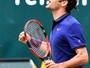 Federer confirma favoritismo, vence Goffin e vai à semifinal em Halle