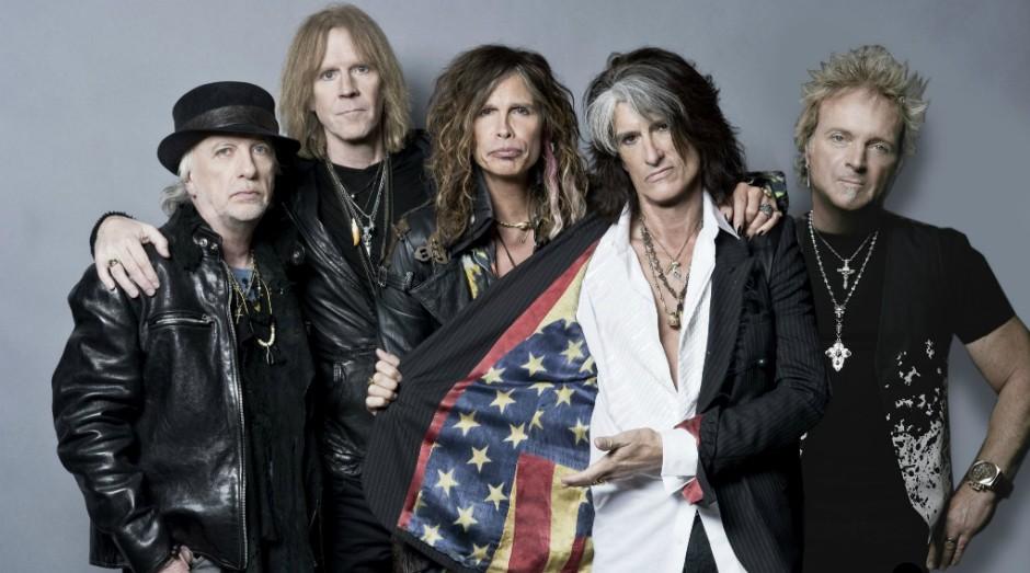 Aerosmith  (Foto: Reprodução Facebook)