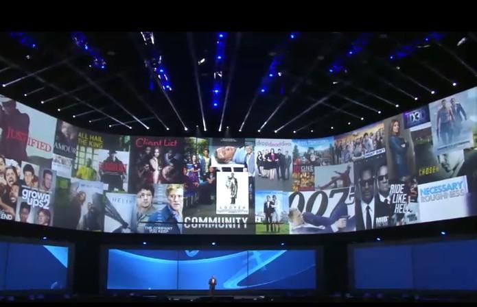 Conferência Sony (Foto: Reprodução)