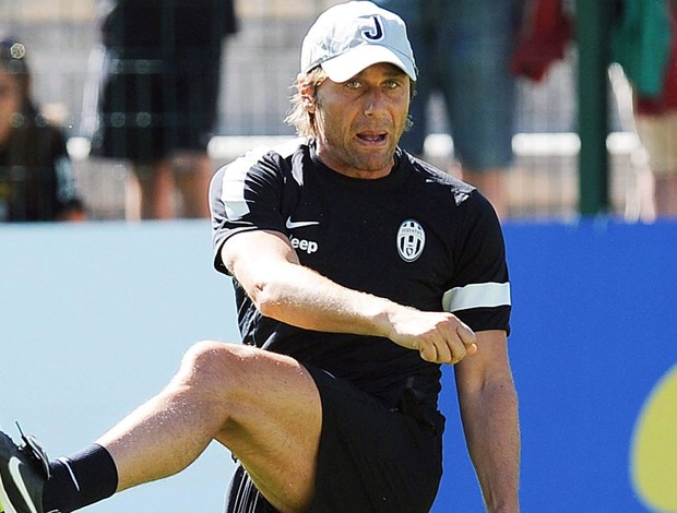 Antonio conte juventus  (Foto: Ag&#234;ncia EFE)