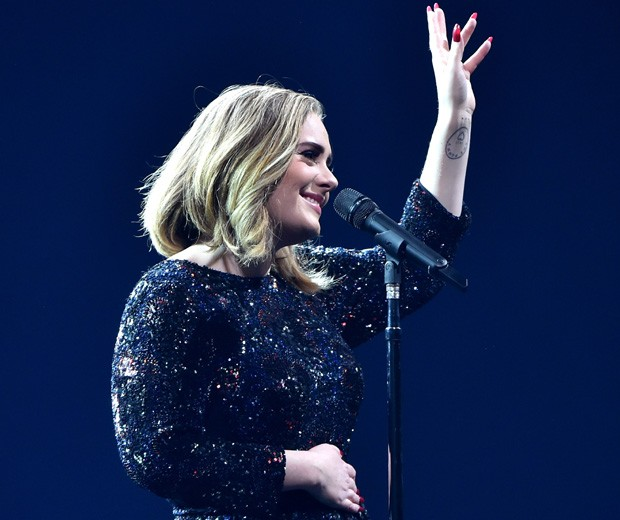Adele (Foto: Gareth Cattermole/Getty Images)