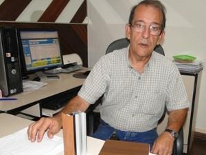 José Elísio Batista (Foto: Gazeta do Oeste/Reprodução)
