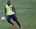 Jair esboça o Botafogo com Sassá e Airton para jogo contra o Figueirense