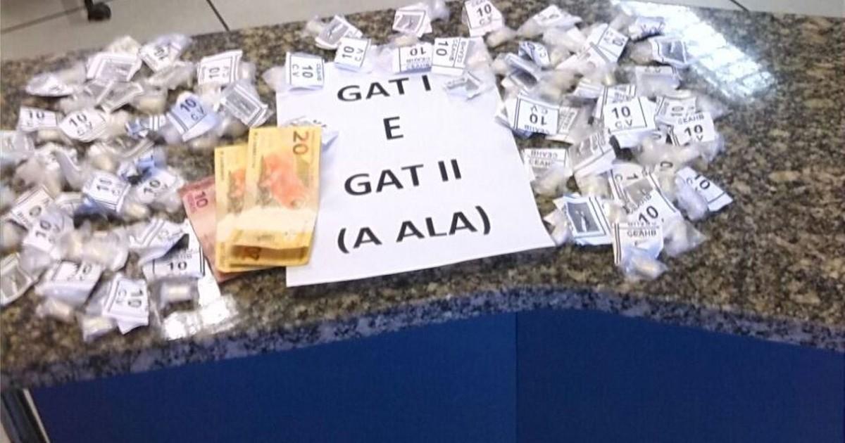 Irmãos são presos suspeitos de tráfico em Macaé, no RJ - Globo.com