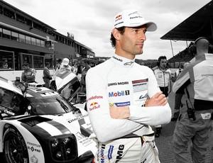 Mark Webber - Porsche (Foto: Divulgaçao)