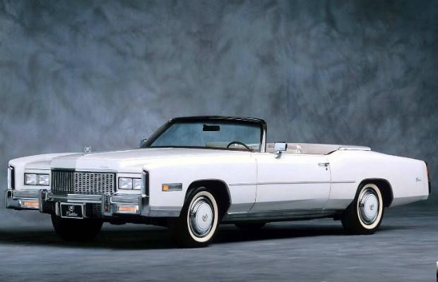 """Cadillac Eldorado 1976 foi o """"último"""" de uma linhagem de conversíveis (Foto: Divulgação)"""