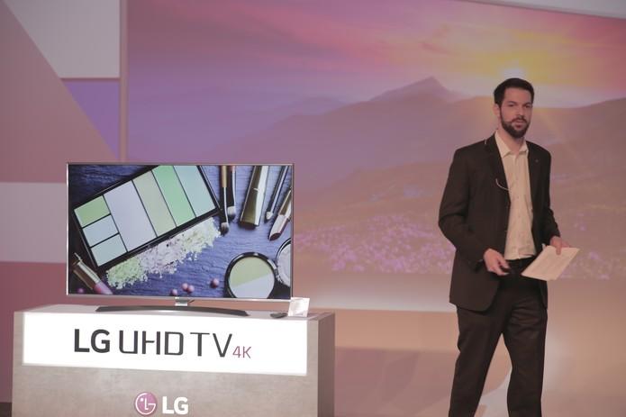 LG Ultra HD 4K (Foto: LG )