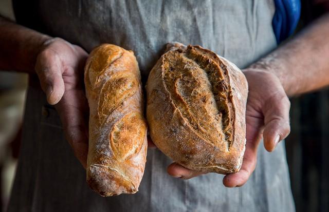 Algumas das criações de Olivier para a sua O Mundo Pão (Foto: Deco Cury)