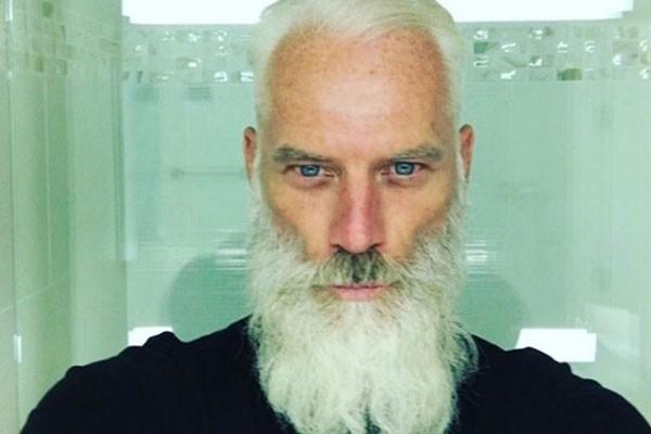 O modelo Paul Mason (Foto: reprodução/ instagram)