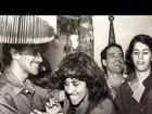 Regina Casé aparece bem diferente em foto antiga com amigos