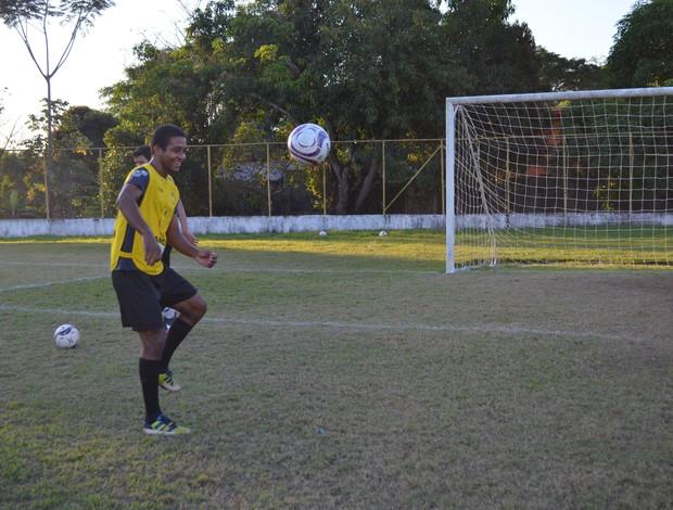 Batata, artilheiro do Rondoniense Sub-20 (Foto: Magda Oliveira)