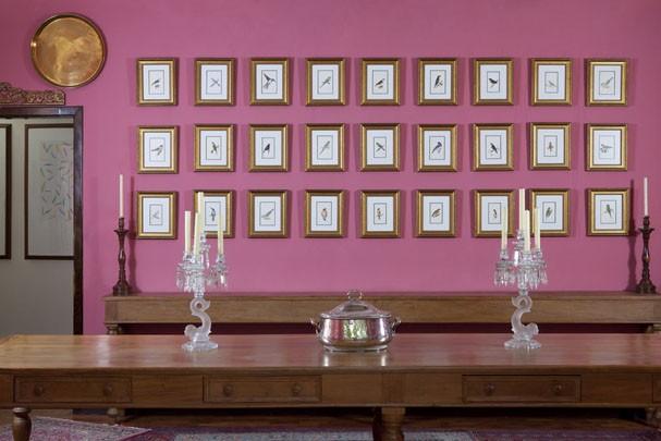 Decoração Rose Quartz (Foto: Divulgação)