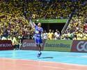 Diante de 40 mil, Serginho dá adeus à seleção sob sol forte e com ponto final