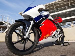 Versão esportiva da Honda CG 150 Titan (Foto: Divulgação)