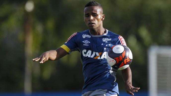 Elber; Cruzeiro (Foto: Washington Alves/Light Press)