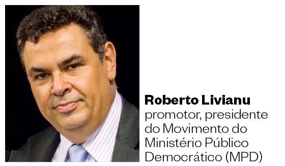 Roberto Livianu  (Foto: Arquivo pessoal)