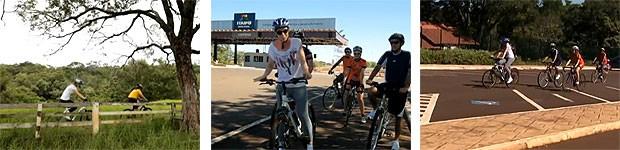 Meu Paraná bike (Foto: Reprodução/ RPC TV)