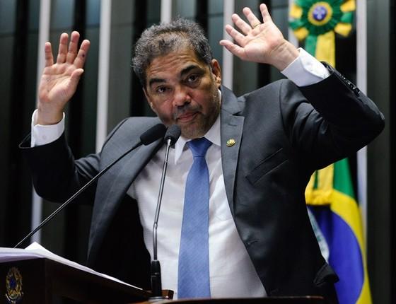 O senador Hélio José (Foto: Moreira Mariz/Agência Senado)