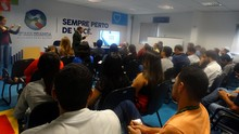 Eleições 2016 é tema de encontro realizado pela TV Asa Branca (Renata/ TV Asa Branca)