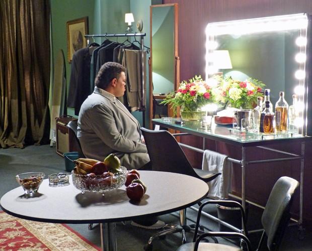 Babu Santana estudou a vida de Tim Maia por três anos   (Foto: Stephanie Candido/Gshow)