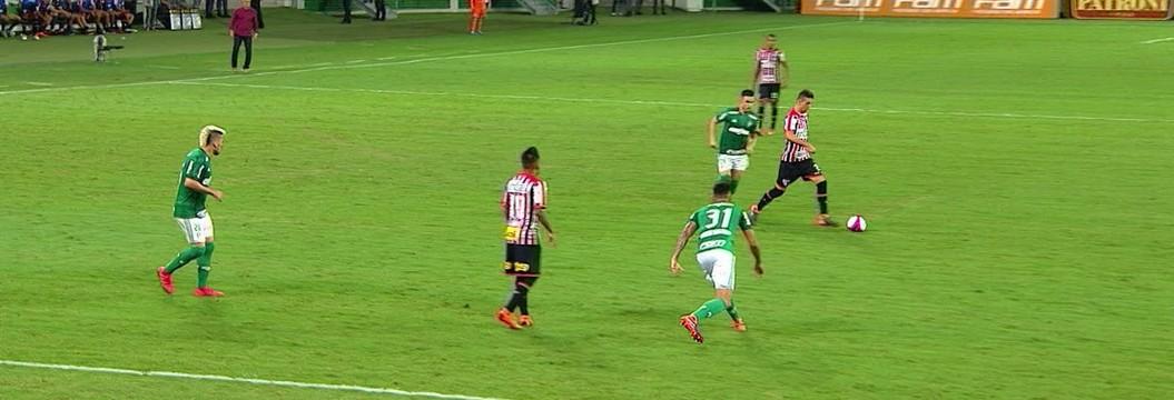 Palmeiras x São Paulo - Campeonato Paulista 2018-2018 - globoesporte.com 58294a6842540