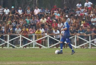 Zagueiro Leonel Araújo tem 24 anos e já tem passagens pelas categorias de base de Remo e Paysandu  (Foto: Arquivo pessoal/ Leonel Araújo)