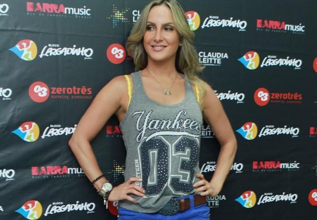 Claudia Leitte (Foto: Raphael Mesquita/Foto Rio News)