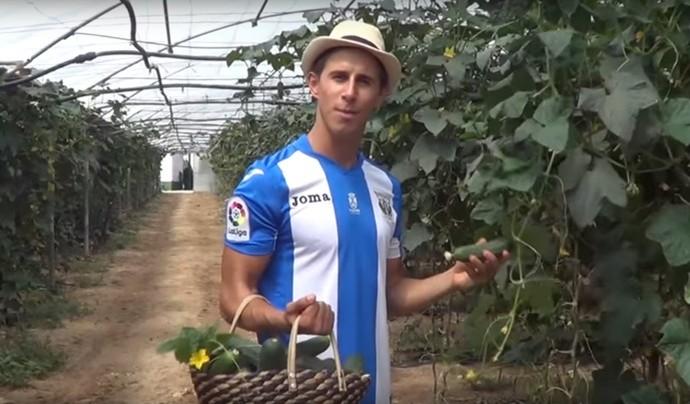 Alexander Szymanowski Leganés (Foto: Reprodução/YouTube)