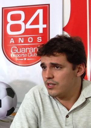 Vinícius Morais apontou times que pontuaram mal no campeonato passado e terão mais jogos em casa (Foto: Ricardo Welbert/GE)