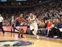 Wolves dominam jogo e quebram sequência de vitórias dos Wizards