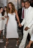 Beyoncé usa vestido de R$ 870 no casamento da irmã, Solange Knowles