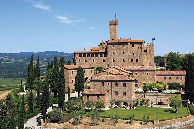 Castello Banfi  (Foto: Divulgação)