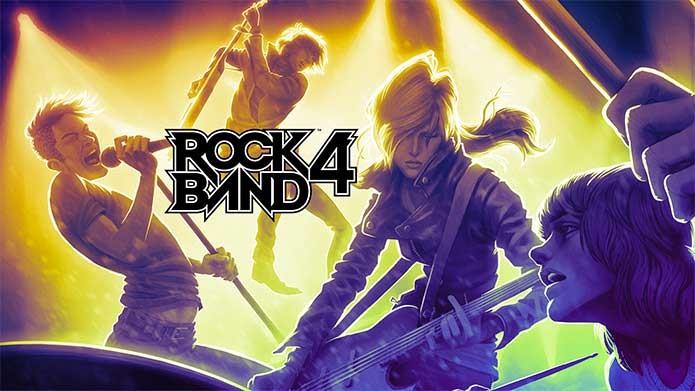 Rock Band 4 marca o retorno da série (Foto: Divulgação/Harmonix)
