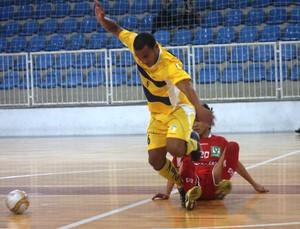 Petrópolis futsal sub-20 (Foto: Felipe de Carvalho)
