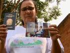 Mãe de São João tenta retornar aos EUA para rever o filho com deficiência