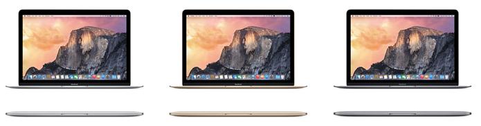 Novo MacBook é uma combinação entre MacBook Air e MacBook Pro (Foto: Divulgação/Apple)