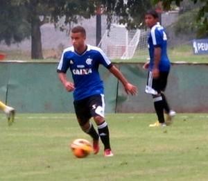 Rodolfo Flamengo treino (Foto: Fabio Leme)