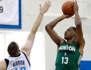 Fab Melo, Basquete, Boston Celtics (Foto: Agência AP)