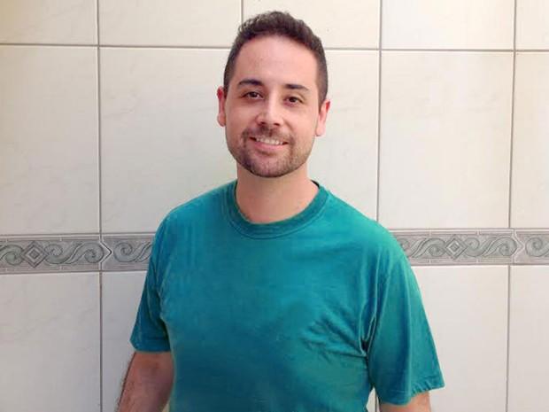 Gabriel Herculano foi aprovado em medicina da Einstein (Foto: Arquivo pessoal)